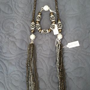 Park Lane Imagine Set Necklace and Bracelet